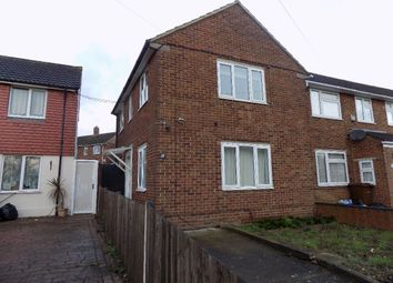 Thumbnail 2 bed terraced house for sale in Sturry Way, Gillingham
