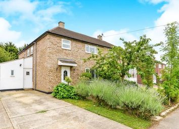 Thumbnail 4 bed semi-detached house for sale in Wilshere Crescent, Hitchin, Hertfordshire, England