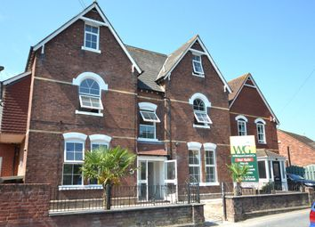 Thumbnail 1 bed flat to rent in Spicer Road, St. Leonards, Exeter