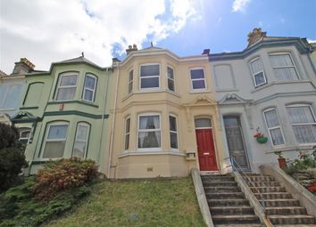 Thumbnail 3 bedroom terraced house for sale in Camperdown Street, Plymouth