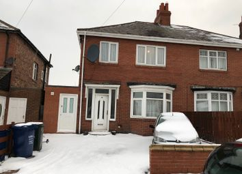 Thumbnail 5 bed semi-detached house to rent in Dunholme Road, Newcastle Upon Tyne