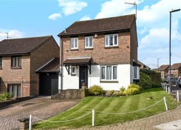Thumbnail 3 bed link-detached house for sale in The Highway, Stanmore, Middlesex