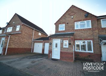 Thumbnail 3 bed semi-detached house to rent in Julie Croft, Bilston