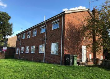 Thumbnail 2 bedroom flat for sale in Woodside, King's Lynn