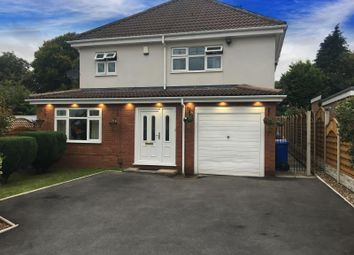 Thumbnail 5 bed detached house for sale in Reservoir Road, Woolton, Liverpool