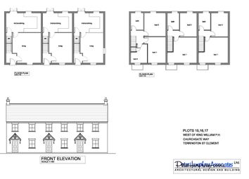 Thumbnail 3 bed end terrace house for sale in Churchgate Way, Terrington St. Clement, King's Lynn