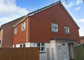 Thumbnail 2 bed terraced house for sale in Cypress Avenue, Worthing, West Sussex