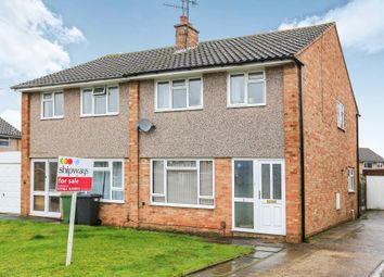 Thumbnail 3 bed semi-detached house for sale in Puxton Drive, Kidderminster