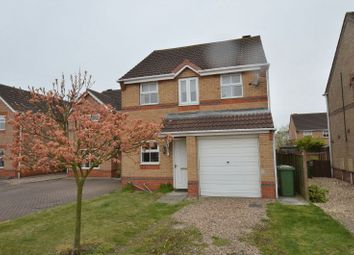 Thumbnail 3 bed detached house for sale in Fenners Avenue, Bottesford, Scunthorpe