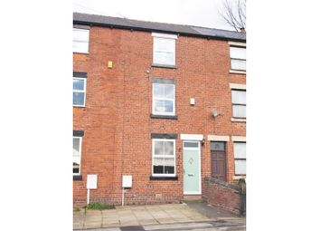 Thumbnail 2 bed terraced house for sale in Rose Hill, Chesterfield