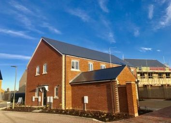 Thumbnail 2 bed maisonette for sale in Burbage Close, Chipping Norton, Oxfordshire