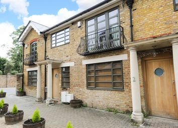 Thumbnail 1 bed end terrace house to rent in Meadowcourt Road, London