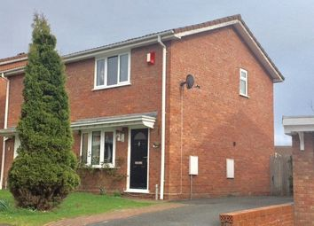 Thumbnail 2 bedroom semi-detached house to rent in Earls Drive, Telford