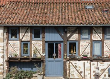 Thumbnail 4 bed barn conversion for sale in Chiché, France