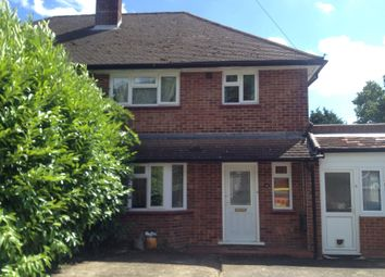 Thumbnail 1 bed flat to rent in Spring Rise, Egham, Surrey