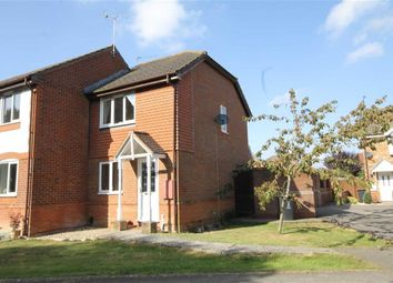 Thumbnail 2 bed end terrace house for sale in Mallard Close, Swindon, Wiltshire