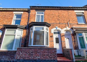 Thumbnail 2 bed terraced house for sale in Walthall Street, Crewe