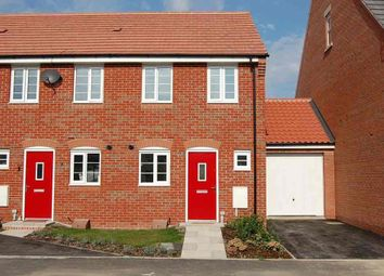 Thumbnail 2 bedroom town house to rent in Hathersage Close, Grantham