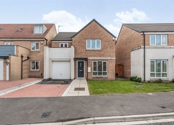Thumbnail 4 bed detached house for sale in Deepdale Avenue, Stockton-On-Tees, Durham