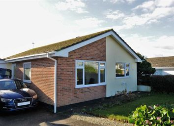 Thumbnail 2 bed detached bungalow for sale in East Fairholme Road, Bude, Cornwall