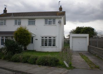 Thumbnail 3 bed semi-detached house to rent in Sker Walk, Porthcawl