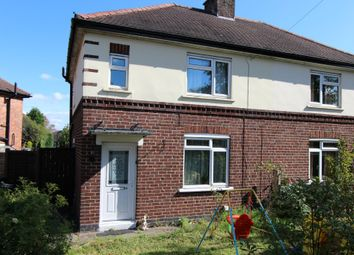 Thumbnail 3 bed semi-detached house to rent in Dormer Avenue, Tamworth