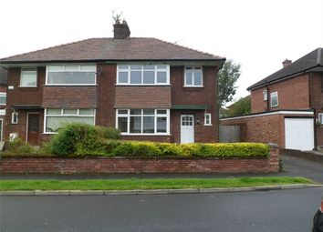 Thumbnail 3 bed semi-detached house to rent in Roland Avenue, Bebington, Wirral