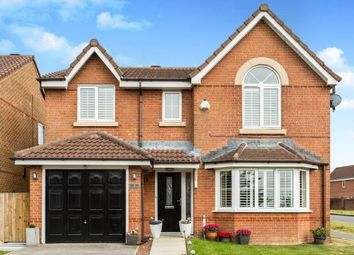 Thumbnail 4 bedroom detached house for sale in Sandyway Close, Westhoughton, Bolton, Greater Manchester