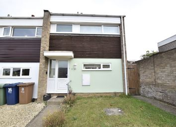 Thumbnail 3 bed end terrace house for sale in Turner Close, Oxford, Oxfordshire