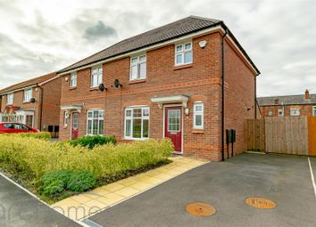 Thumbnail 3 bed semi-detached house for sale in Spinningfield Close, Atherton, Manchester