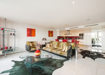 Thumbnail 3 bed flat to rent in 376 Queenstown Road, London
