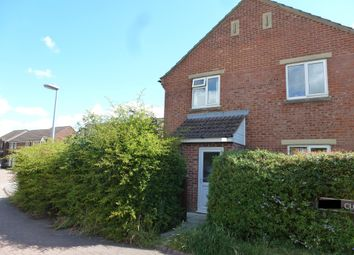 Thumbnail 1 bed property to rent in Grace Close, Fugglestone Red, Salisbury
