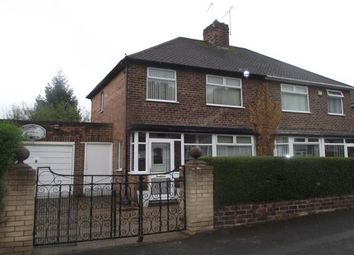 Thumbnail 3 bed semi-detached house to rent in Elstree Drive, Nottingham