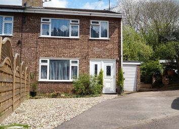 Thumbnail 3 bed semi-detached house for sale in Caudle Close, Ruardean