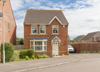 Thumbnail 4 bedroom detached house for sale in Lorimar Court, Sittingbourne