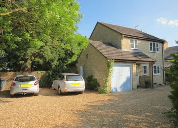 Thumbnail 3 bed detached house for sale in Park Farm, Harvey Close, Wittering, Peterborough