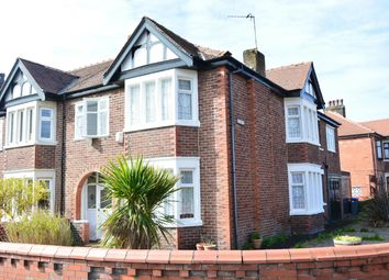 Thumbnail 4 bedroom semi-detached house for sale in Roseacre, South Shore, Blackpool