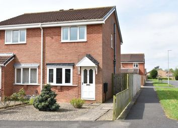 Thumbnail 2 bed semi-detached house for sale in Dentdale Close, Yarm, Stockton On Tees