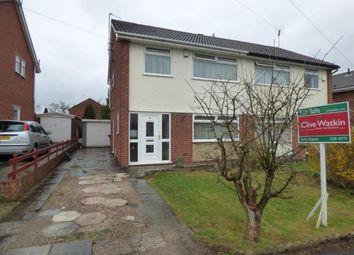 Thumbnail 3 bed semi-detached house for sale in Eagle Lane, Little Sutton, Ellesmere Port, Cheshire