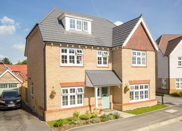 Thumbnail 5 bed detached house to rent in St Edmunds Way, Hauxton, Cambridge