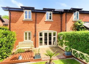 Thumbnail 2 bed semi-detached house for sale in Martins Close, Compton Street, Compton, Winchester