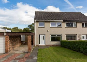 Thumbnail 3 bed semi-detached house for sale in 41 Echline Grove, South Queensferry