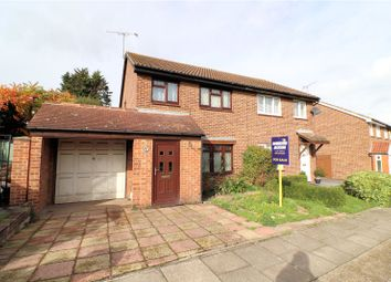 3 bed semi-detached house for sale in Wyatt Road, Crayford, Kent DA1