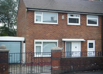 Thumbnail 3 bedroom semi-detached house for sale in Preston, Lancashire
