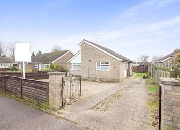 Thumbnail 3 bedroom detached bungalow for sale in Greenhoe Place, Swaffham