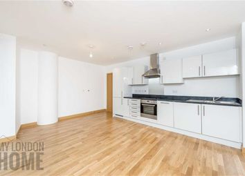 Thumbnail 1 bedroom flat to rent in Stratford Riverside, Stratford, London