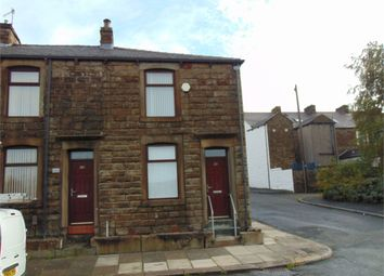 Thumbnail 2 bed end terrace house for sale in Padiham Road, Burnley, Lancashire