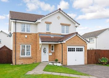 Thumbnail 4 bed detached house for sale in Grainger Way, Motherwell, North Lanarkshire