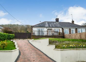 Thumbnail 3 bed semi-detached bungalow for sale in Halls Road, Newbridge, Newport, Caerphilly