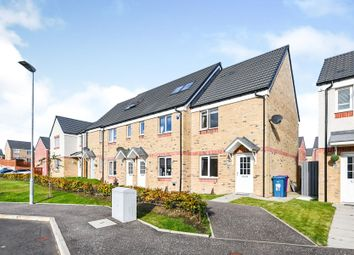 Thumbnail 2 bed end terrace house for sale in Craigswood Way, Baillieston, Glasgow